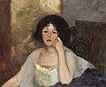 Gerda Roosval - Kallstenius - Portrait of Ellen Roosval von Hallwyl 1918.jpg