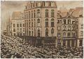 German crowd with umbrellas (13960789972).jpg