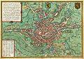 Ghent, map by Braun and Hogenberg.jpg
