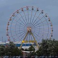 Giant Wheel Cardiff Bay - geograph.org.uk - 918602.jpg