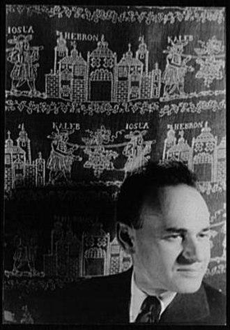Gilbert Seldes - Gilbert Seldes photographed by Carl Van Vechten, 1932