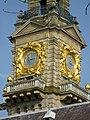 Gilded clock, Cliveden - geograph.org.uk - 1209681.jpg