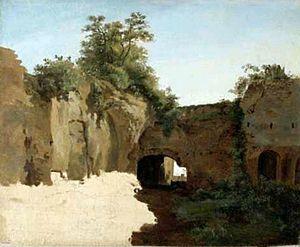 Gilles-François Closson - Baths of Caracalla