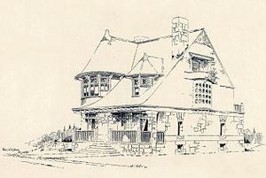 George W. Maher - Image: Gilman House