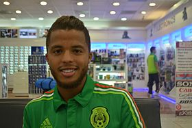Image illustrative de l'article Giovani dos Santos
