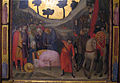 Giotto, polittico stefaneschi, decoapitazione di s. paolo 01.JPG