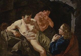 Joseph Interpreting the Eunuchs' Dreams