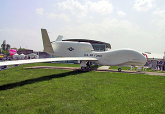 ILA Berlin Air Show - Image: Global Hawk ILA2002