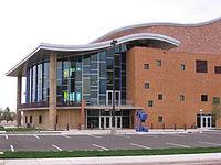 Globe-News Center in Amarillo Texas USA.jpg