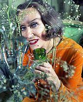 Gloria Swanson nel 1972