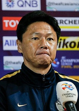 Go Oiwa in press conference before ACL Final 2018.jpg