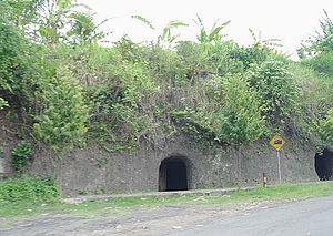 Klungkung Regency - Image: Goa Jepang 200507