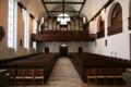 Godthaabskirken Copenhagen interior from altar.jpg