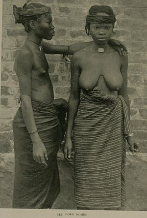 Gola people - Gola women of Liberia