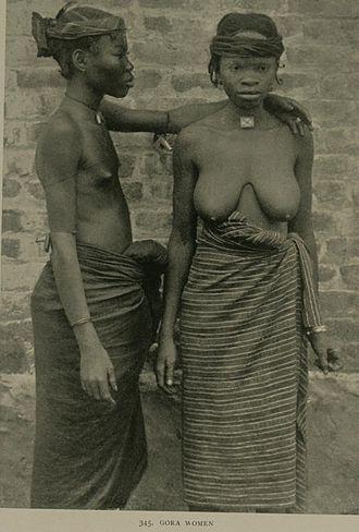 Gola people - Gola women of Liberia