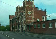 Whittington Barracks - Wikipedia