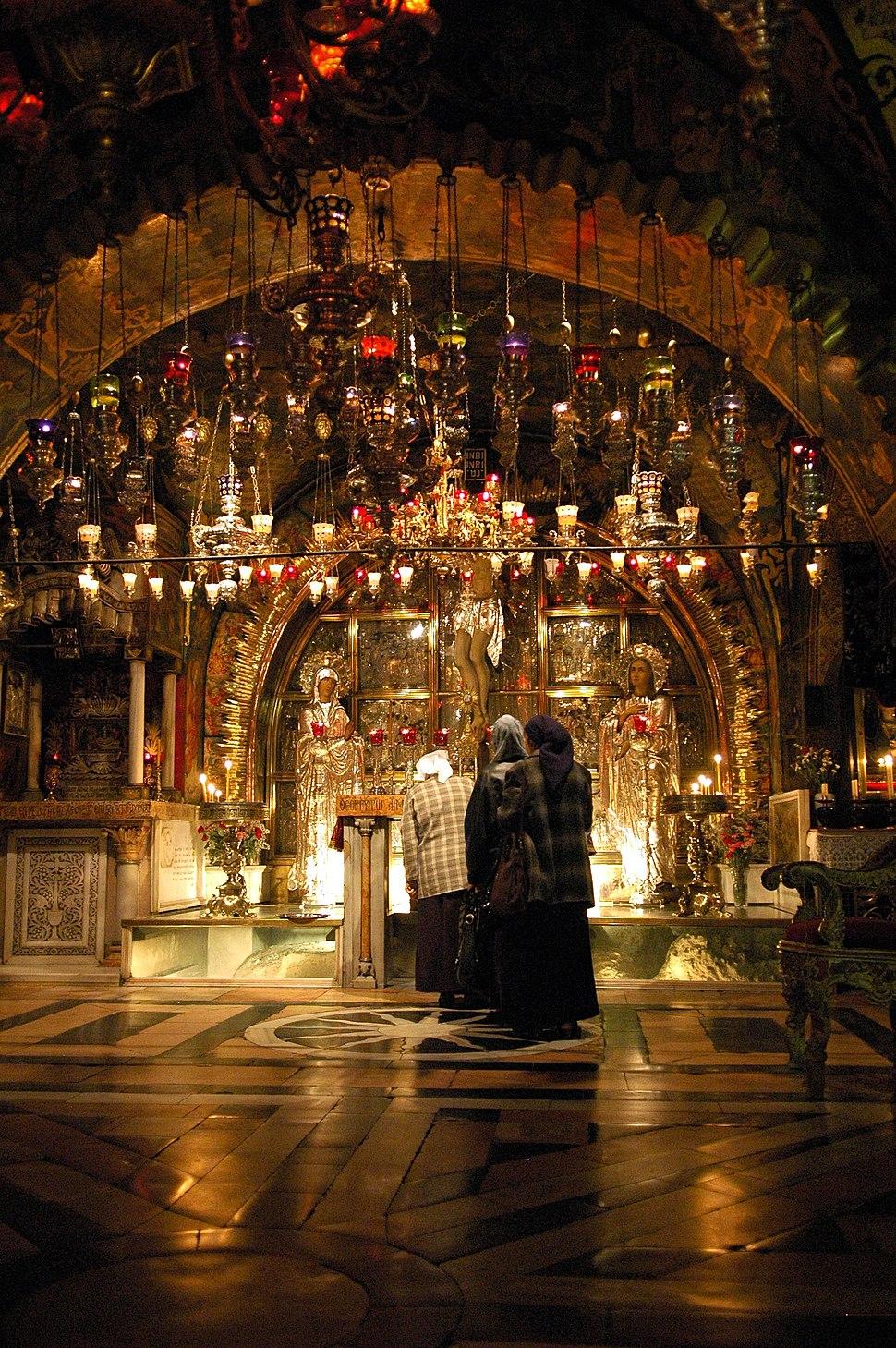 Golgotha (Church of the Holy Sepulchre)