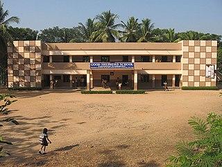 Good Shepherd Kuriannoor school in Kerala, India