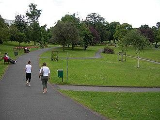 Charles George Gordon - Gordon Gardens, Gravesend.