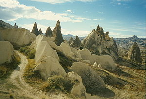 Göreme Valley.