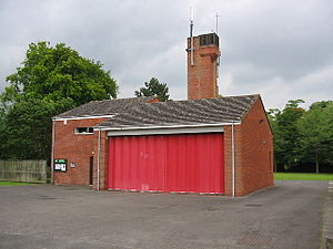 Oxfordshire Fire and Rescue Service - Goring Fire Station