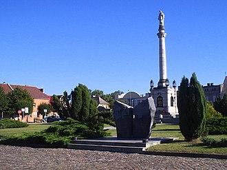Gostyń - Image: Gostyń rynek 2