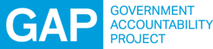 Government Accountability Project - Image: Government Accountability Project logo