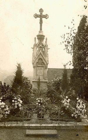 Cluysenaar family - Klausener grave, Heißbergfriedhof Burtscheid.
