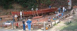 Grace Quan - Construction of Grace Quan in 2003
