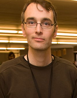 Graham Annable, Stumptown Comics Festival 2009-cropped.jpg