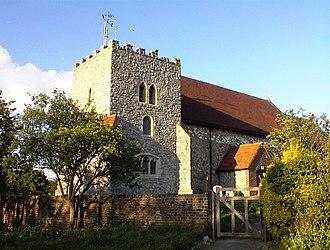 Isle of Grain - Image: Grain Church