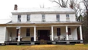 John Coleman House - Grassdale Plantation House (2013)