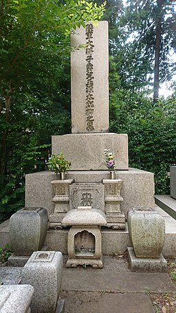 Grave of Gentaro Kodama