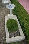 Grave of Leon Kostecki in Polish military quarter at Central Cemetery in Sanok.jpg