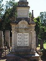 Grave of Springer family, Vienna, 2017.jpg