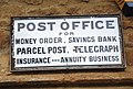 Great Tew, Oxfordshire, sign on former post office (4606828621).jpg