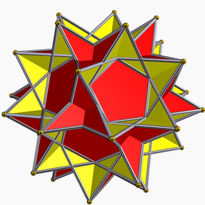Great dodecahemidodecahedron - Image: Great dodecahemidodecahedr on