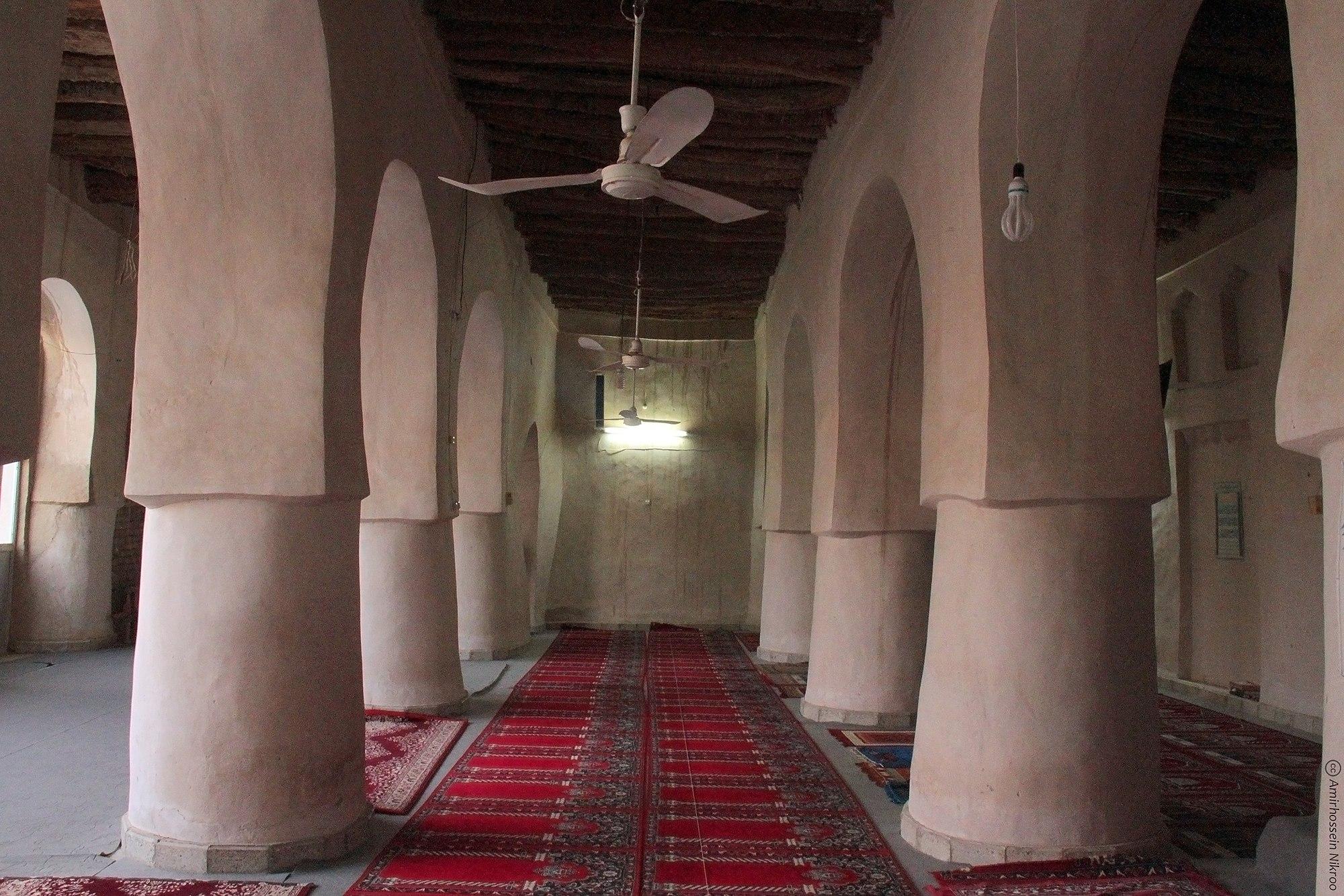 مسجد جامع سراوان (دزک)
