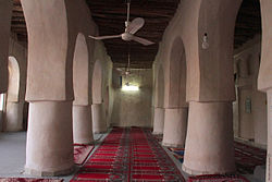 Greate Mosque Dezak Saravan 02.JPG