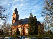 Greifswald - Wiecker Kirche
