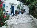 Grekland, Parga, gata.JPG