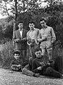 Group photo, 1955 Fortepan 61726.jpg