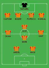 Galatasaray S K Football Wikipedia
