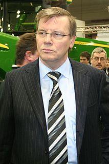 Guido De Padt Belgian politician
