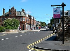 Gullane Village - geograph.org.uk - 1431505.jpg