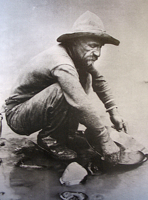 Gullgraver 1850 California