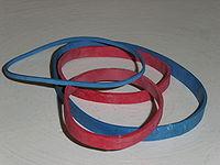 Gummisnoddar