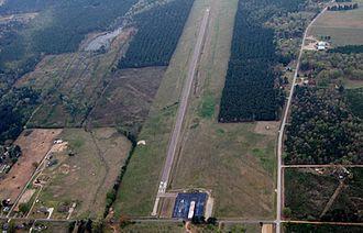 Gurdon, Arkansas - Lowe Field, April 2011