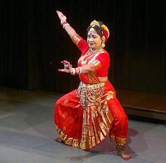 Gaudiya Nritya - Performance of Gaudiya Nritya by Mahua Mukherjee
