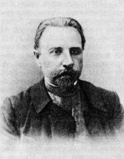 Sergey Gusev-Orenburgsky Russian writer